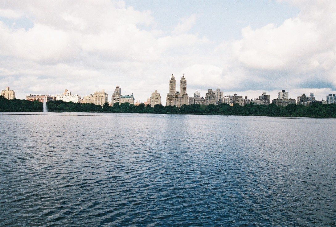 NYC Cityscape, Central Park | New York City, USA | Nikon F55 | day in the city © 2016